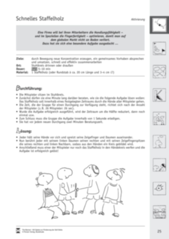 Soft Skills: Spiele zur Aktivierung Preview 19