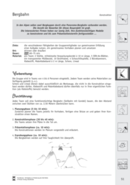 Soft Skills: Konstruktionsspiele zur Förderung des Zusammenhalts innerhalb der Gruppe Preview 11