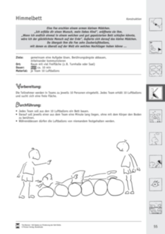 Soft Skills: Konstruktionsspiele zur Förderung des Zusammenhalts innerhalb der Gruppe Preview 15