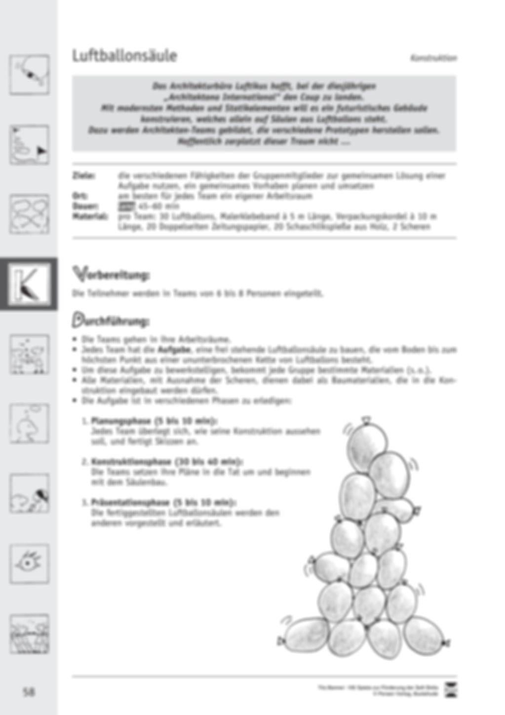 Soft Skills: Konstruktionsspiele zur Förderung des Zusammenhalts innerhalb der Gruppe Preview 18
