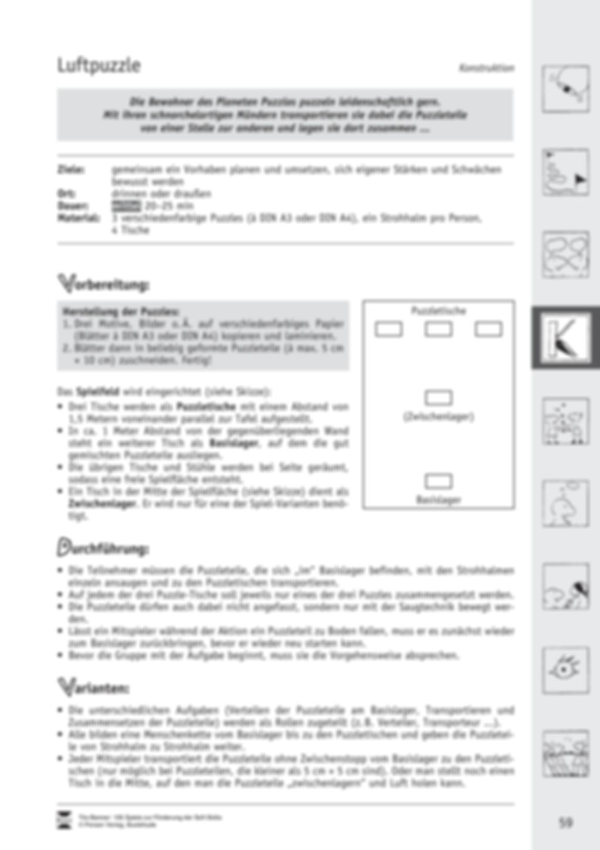 Soft Skills: Konstruktionsspiele zur Förderung des Zusammenhalts innerhalb der Gruppe Preview 19