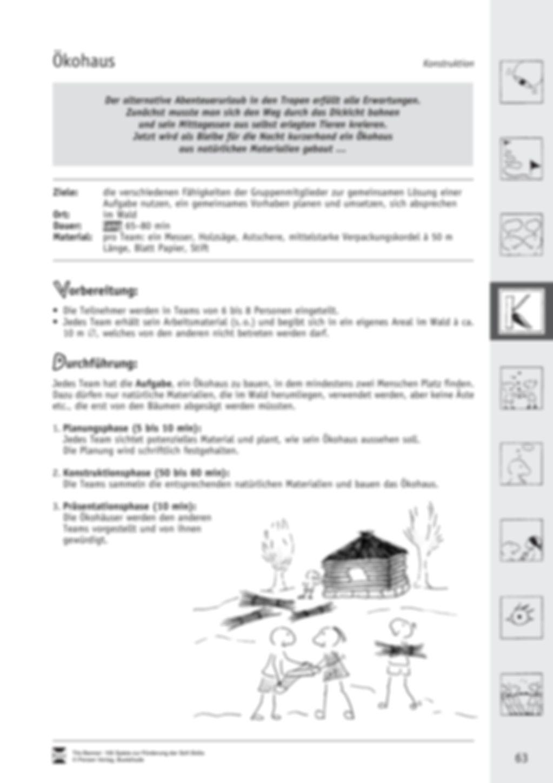 Soft Skills: Konstruktionsspiele zur Förderung des Zusammenhalts innerhalb der Gruppe Preview 23