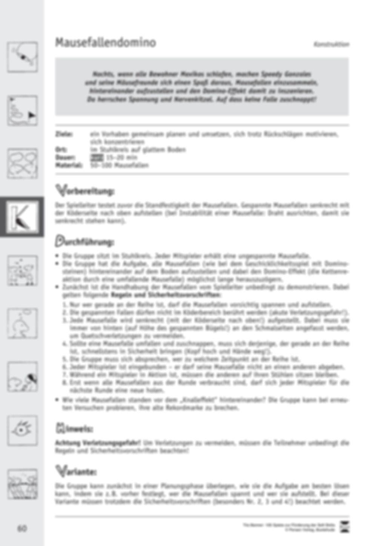 Soft Skills: Konstruktionsspiele zur Förderung des Zusammenhalts innerhalb der Gruppe Preview 20