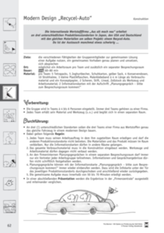 Soft Skills: Konstruktionsspiele zur Förderung des Zusammenhalts innerhalb der Gruppe Preview 22