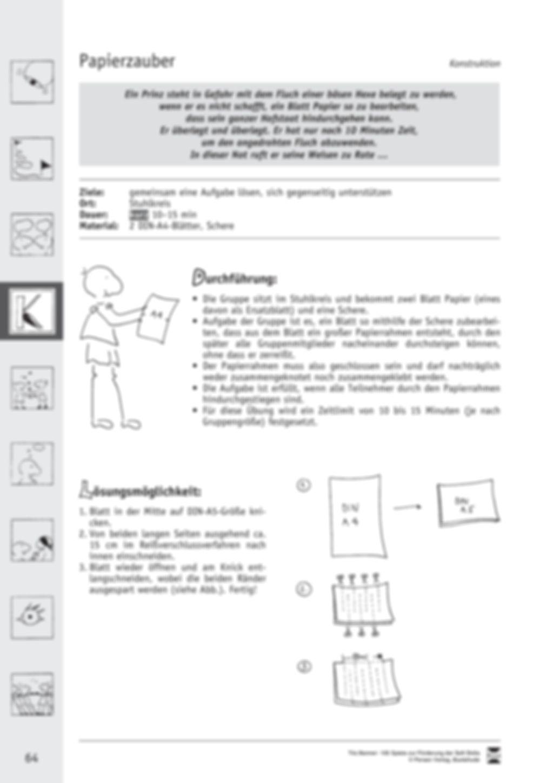Soft Skills: Konstruktionsspiele zur Förderung des Zusammenhalts innerhalb der Gruppe Preview 24