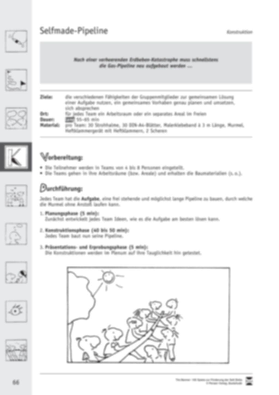 Soft Skills: Konstruktionsspiele zur Förderung des Zusammenhalts innerhalb der Gruppe Preview 26