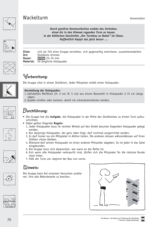 Soft Skills: Konstruktionsspiele zur Förderung des Zusammenhalts innerhalb der Gruppe Preview 30