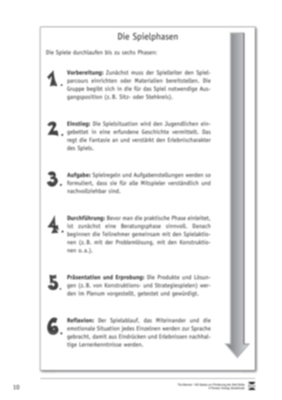 Soft Skills: Strategiespiele zur Förderung des Zusammenhalts innerhalb der Gruppe Preview 4