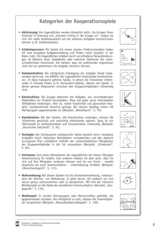 Soft Skills: Strategiespiele zur Förderung des Zusammenhalts innerhalb der Gruppe Preview 3