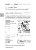 Englisch, Themen, Alltag, Gesellschaft, Musik, Kultur, Music, slavery, novel, while-reading activities, comparison
