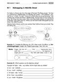 Englisch, Grammatik, Satzstellung / word order, Grammar, Fragen / questions, Questions, Entscheidungsfragen