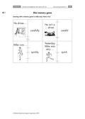 Englisch, Grammatik, Grammar, Adjektive / adjectives, Adverben / adverbs, grammatikfehler