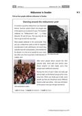 Englisch, Themen, Kompetenzen, Kommunikative Fertigkeiten, Interkulturelle Kompetenzen, Gesellschaft, Lesen / reading, Sitten und Traditionen, reading strategies, summer, Gesellschaft