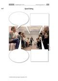 Englisch, Grammatik, Kompetenzen, Literatur, Fragen / questions, Kommunikative Fertigkeiten, Genre, Literaturvermittlung, Sprechen / speaking, plays / drama, Arbeit mit dramatischen Texten, Role Play, date, Grammatik