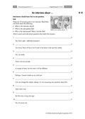 Englisch, Grammatik, Fragen / questions, Grammatik