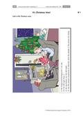 Englisch, Themen, Literatur, Gesellschaft, Literaturvermittlung, Sitten und Traditionen, Arbeit mit narrativen Texten, Traditions, Text, Customs, christmas, picture