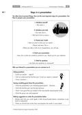 Englisch, Kompetenzen, Kommunikative Fertigkeiten, Sprechen / speaking, Presentation, oscar wilde, nothing wild, hidden words, steps in a presentation