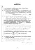 Mathematik, Mathematik_neu, Geometrie, Raum & Form, Sekundarstufe II, bewegte Geometrie, analytische Geometrie, Gerade, Raum und Form, abituraufgaben, ebene