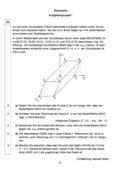 Mathematik, Mathematik_neu, Geometrie, Raum & Form, Sekundarstufe II, bewegte Geometrie, Gerade, analytische Geometrie, Raum und Form, ebene, abituraufgaben