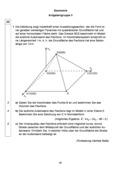 Mathematik, Mathematik_neu, Geometrie, Raum & Form, Sekundarstufe II, Gerade, analytische Geometrie, bewegte Geometrie, Raum und Form, ebene, abituraufgaben