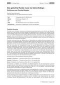 Sport, Ballsport, Theorie, Regeln, mannschaftsspiel, Methodik