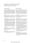 Religion-Ethik, Religion, Gott, Begegnungen mit Gott in der Bibel, Offenbarungen, Bibel