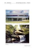 Kunst, künstlerische Strategien, Verfahren und Techniken, Formen, bauen und konstruieren, Frank Lloyd Wright, Le Corbusier, Papier