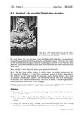 """Kunst, Grundlegende Erfahrungsbereiche der Jugendlichen, Künstlerinnen und Künstler, Verfahren und Techniken, Identität finden und erwachsen werden, Künstler zu """"Eine Identität finden und erwachsen werden"""", performatives Handeln und Aktion im Raum, Joseph Beuys"""