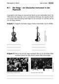 Musik, Bausteine, Elemente, Material, Gestaltung, Form, Stil, Klangerzeuger, Gattungen, Instrumente, Orchestermusik, Popmusik