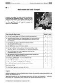 Politik, Europa, Europäische Integration, Supranationalität, quiz