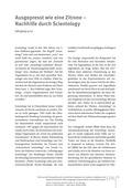 Religion-Ethik, Ethik, Wissen, Hoffen und Glauben, Sekten, Esotherik und Okkultismus, Sekten, Scientology