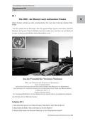 Politik, Gesellschafts- und Sozialstruktur, Bundesrepublik Deutschland, Deutsche Demokratische Republik, Völkerbund, vereinte nationen