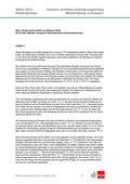 Deutsch, Literatur, Umgang mit fiktionalen Texten, Analyse fiktionaler Texte, Gedichtanalyse, goethe, abiturvorbereitung