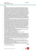 Englisch, Kompetenzen, Themen, Literatur, Kommunikative Fertigkeiten, Interkulturelle Kompetenzen, Gesellschaft, Methodische Kompetenzen, Literaturvermittlung, Schreiben / writing, Interkulturelle Kompetenz, Multikulturelle Gesellschaft, Zusammenleben in der Gesellschaft, Sprachmittlung / mediating, Textproduktion, Lesen / reading, Textrezeption, Arbeit mit dramatischen Texten, Arbeit mit Film, Arbeit mit Hörspielen, Arbeit mit lyrischen Texten, Arbeit mit narrativen Texten, Comment, Analysis, colonialism, Gesellschaft