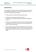 Englisch, Literatur, Kompetenzen, Literaturvermittlung, Kommunikative Fertigkeiten, Methodische Kompetenzen, Arbeit mit dramatischen Texten, Arbeit mit Film, Arbeit mit Hörspielen, Arbeit mit lyrischen Texten, Arbeit mit narrativen Texten, Schreiben / writing, Textproduktion, Text Analysis, Writing, text work, Abitur Niedersachsen