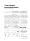 Chemie, Analytische Chemie, Titration