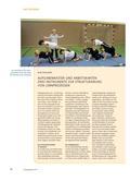 Sport, Turnen, Bodenturnen, Akrobatik, teamfähigkeit, selbsttätigkeit