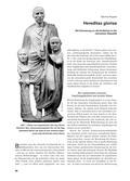 Latein, Gesellschaft und Alltag, Die Familie im alten Rom, Bedeutung der Familie, Sozialstruktur