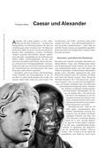 Latein, Das öffentliche Leben, Methoden und Kompetenzen, Geschichte Roms, Caesar, das öffentliche leben, Interkulturelle Kompetenz, Politik