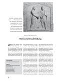 Latein, Gesellschaft und Alltag, Methoden und Kompetenzen, Die Familie im alten Rom, Textanalyse und -interpretation, Bedeutung der Familie, römische männer- und frauengestalten, Interkulturelle Kompetenz