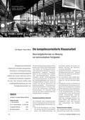 Die kompetenzorientierte Klassenarbeit - Neue Aufgabenformate zur Messung von kommunikativen Fertigkeiten