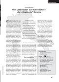 Latein, Mythologie und Nachleben, Methoden und Kompetenzen, Nachleben der lateinischen Sprache, deklination, konjugation, Sprachreflexion, Grammatik, Interkulturelle Kompetenz