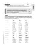 Deutsch_neu, Primarstufe, Sekundarstufe II, Sekundarstufe I, Sprache und Sprachgebrauch untersuchen, Sprachliche Strukturen und Begriffe auf der Wortebene, Wortbildung, Wortbildung des Substantivs