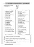 Deutsch_neu, Sekundarstufe II, Sekundarstufe I, Primarstufe, Literatur, Literarische Gattungen, Lyrik, Sturm und Drang