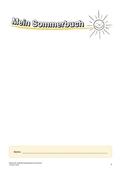 Deutsch_neu, Sekundarstufe II, Primarstufe, Sekundarstufe I, Schreiben, Prozessorientiertes Schreiben, Planen von Texten