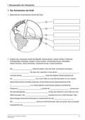 Erdkunde, Naturbedingungen und -ereignisse, Landschaftsformen und -prozesse, Erde, Geologie, Erdkruste