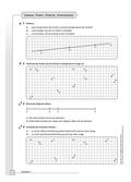Mathematik, Geometrie, Raum & Form, Größen & Messen, Gerade, analytische Geometrie, Strecke, hausaufgaben