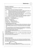 Relativsätze, Konjunktiv, aci, ablativus absolutus, Grammatik