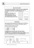 Mathematik, Zahlen & Operationen, Bruchrechnung, erweitern, kürzen, selbstgesteuertes lernen