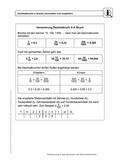 Mathematik, Zahlen & Operationen, Bruchrechnung, Zahlenstrahl, dezimalsystem, selbstgesteuertes lernen